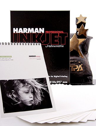 Best Fine Art Inkjet Paper Harman Hahnemuhle