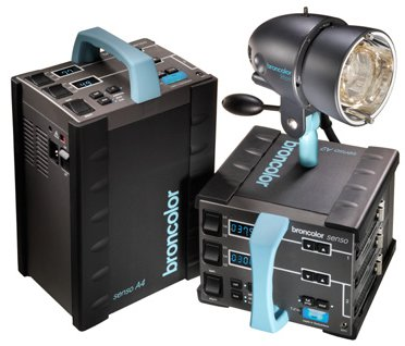 Best Professional Flash System Broncolor Senso