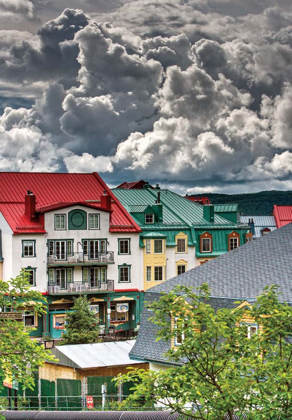 The Magic of HDR Tremblant Quebec Final HDR