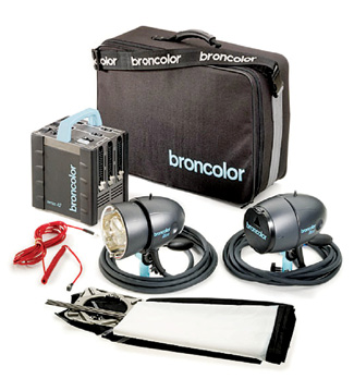 Broncolor Senso Litos Kit Photokina 2010