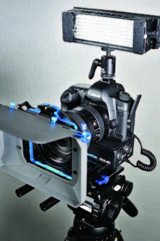 Genus GWMC Matte Box and GMB DSLR Adaptor Bars System