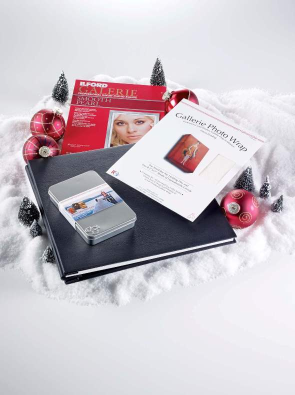 Holiday Gift Guide 2010 Hahnemuhle Ilford