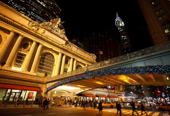 Michael Willems Top Ten Travel Tips for 'Togs Grand Central Station New York City