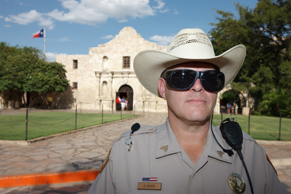 Michael Willems Top Ten Travel Tips for 'Togs Texas ranger Police
