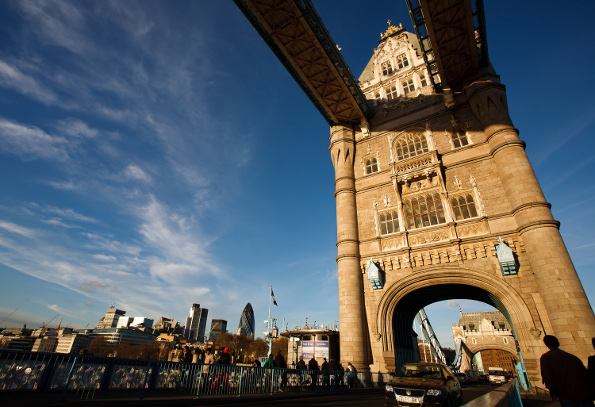 Michael Willems Top Ten Travel Tips for 'Togs Tower Bridge London