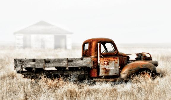 PHOTONews Reader's Gallery Flickr Abandoned Thane Vanderaegen Foremost Alberta