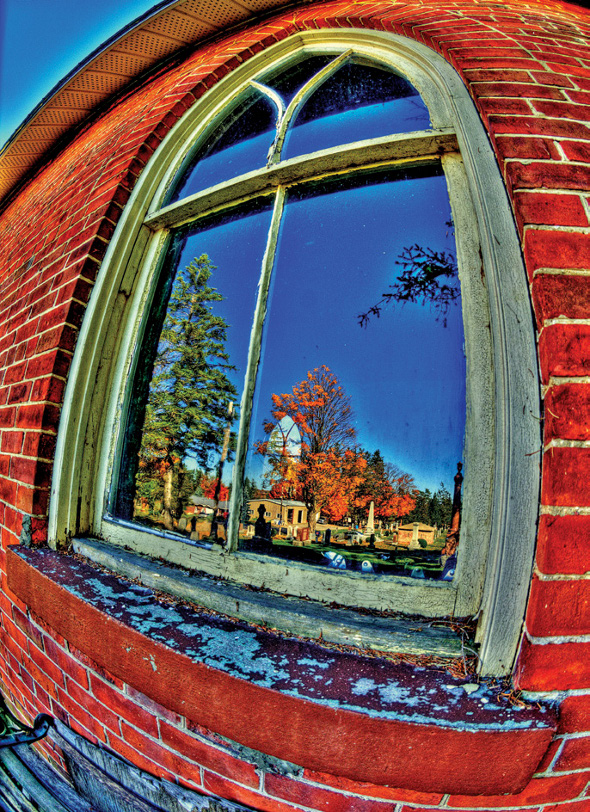 PHOTONews Reader's Gallery Flickr Reflection of a Window Jim Forrest Barrie Ontario
