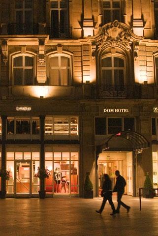 Photo Copyright Peter K. Burian - Hotel Exterior