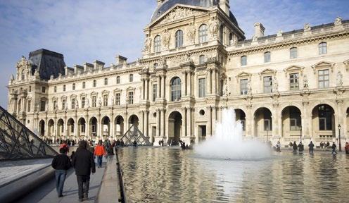 Photo Copyright Peter K. Burian - Louvre 18mm