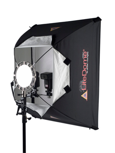 Photoflex PX604 Medium LiteDome DualFlash Kit