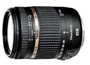 Tamron's New Travel Zoom: AF 18-270mm F/3.5-6.3