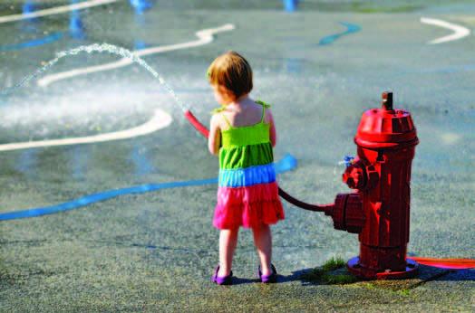 PHOTONews Summer Challenge Harris Hui Granville Island Water Park