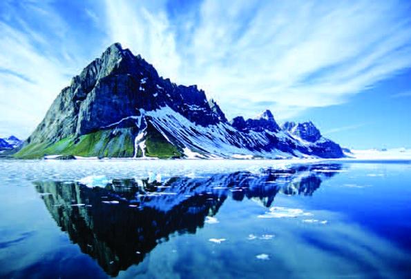 Photo Copyright Wayne Lynch - Hornsund, Svalbard Achipelago