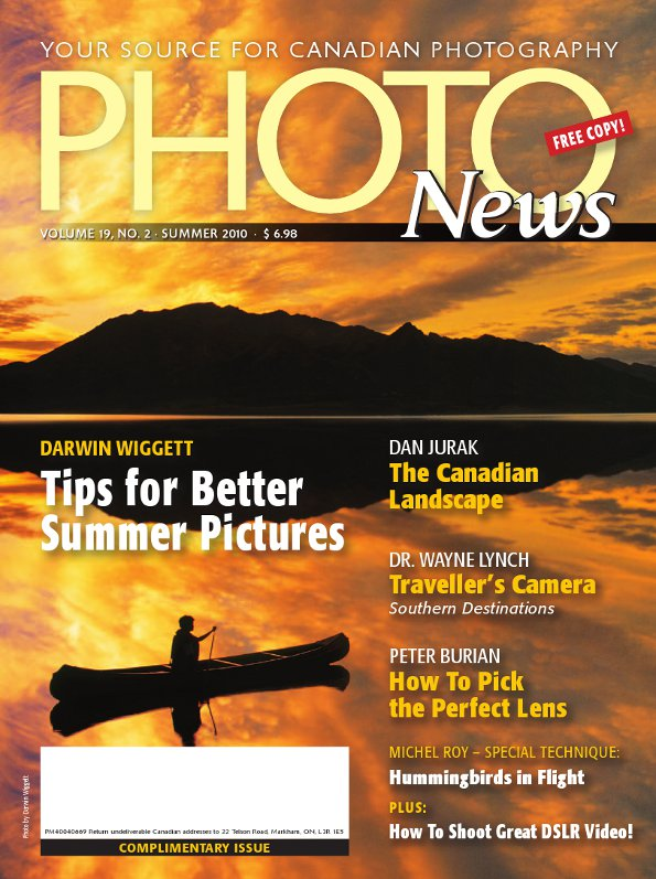 PHOTONews Links – Summer 2010