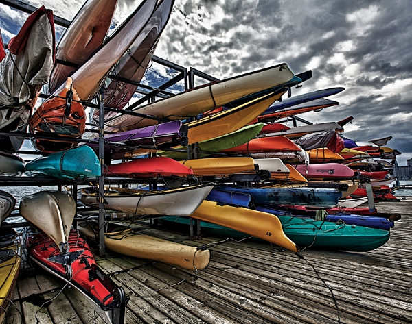 Alex Bruce - Kolorful Kayaks - Toronto