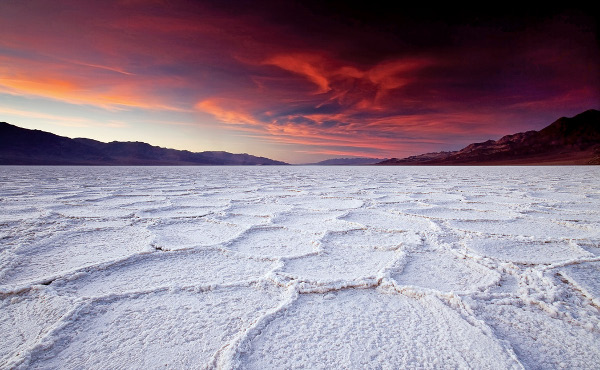 Dan Desroches - Badwater, Death Valley California