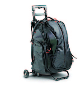 How to Pick the Perfect Camera Bag by Peter Burian - Kata Bumblebee PL220 with Insertrolley