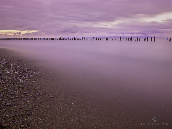 Long Exposure Landscape Photography - Photo Copyright Kevin Pepper - Erieau