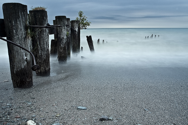 Long Exposure Landscape Photography - Photo Copyright Kevin Pepper - Grimsby