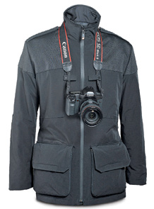 Photo Fashion Italian Style Manfrotto Lino Collection Pro Field Jacket