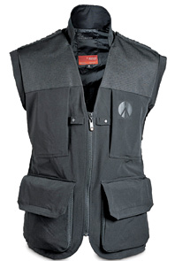 Photo Fashion Italian Style Manfrotto Lino Collection Pro Photo Vest