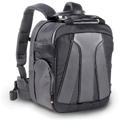 Photo Fashion Italian Style Manfrotto Lino Collection Pro V Backpack