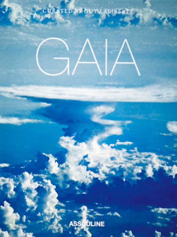 Ginette Lapoint - PHOTONews Bookshelf - Gaia by Guy Laliberte