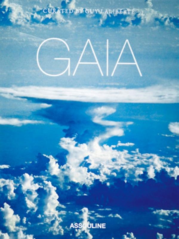 Ginette Lapoint - PHOTONews Bookshelf - Gaia by Guy Laliberte