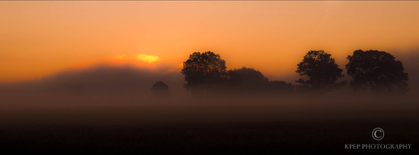 Kevin Pepper - Photographing in the Fog - Dawn of a New Day