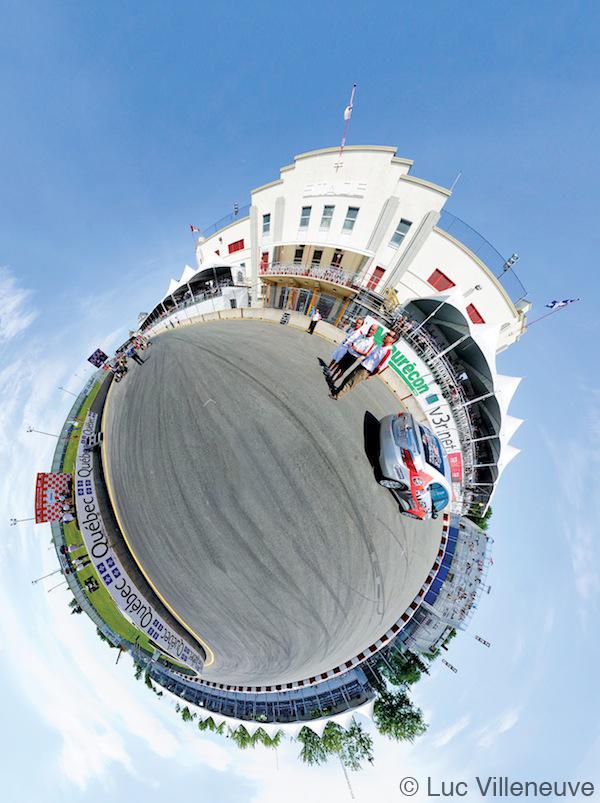 Virtual Tour - 360 degree Panoramic Image Quebec