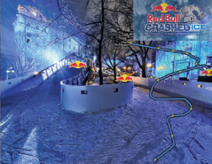 Virtual Tour - Red Bull Crashed Ice