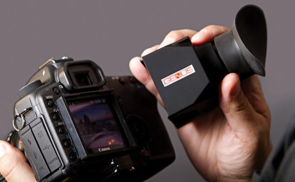 Michel Roy - DSLR Video Magic - Genus Loupe