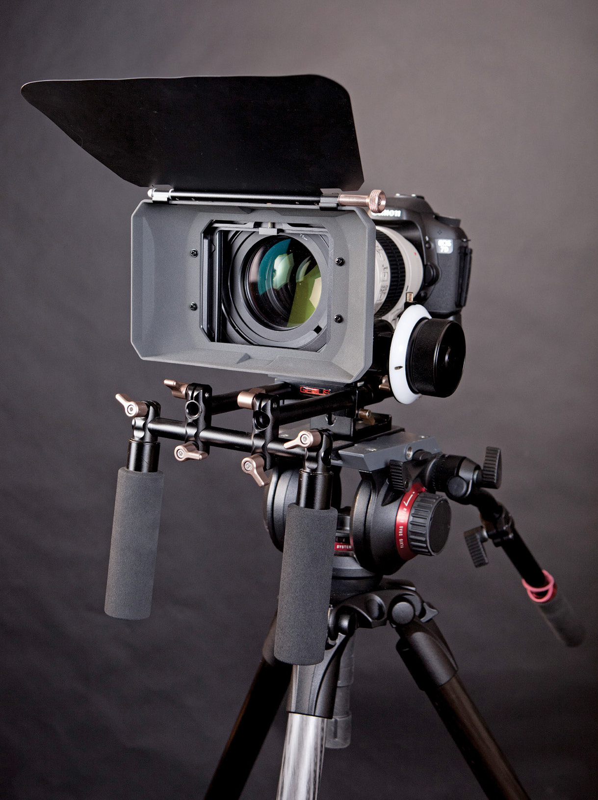 DSLR Video Magic! by Michel Roy