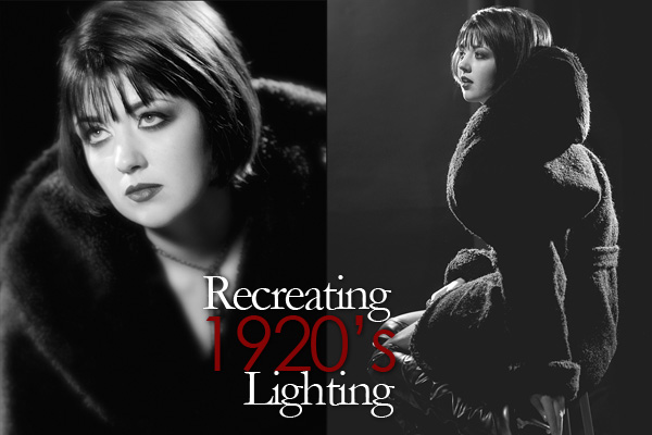 Recreating 1920's Lighting By Mark Rockwood
