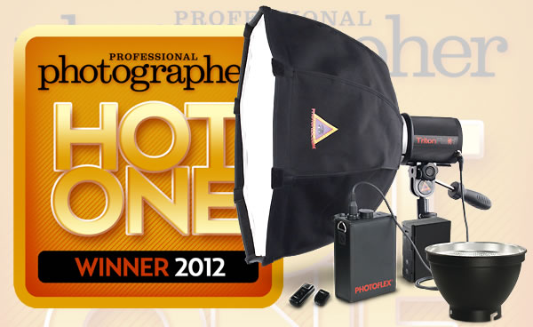Photoflex Triton Flash Accolades