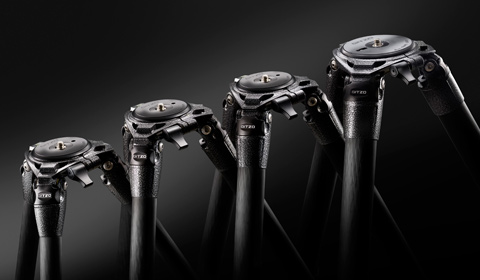 Gitzo Launches New Systematic Tripod Range
