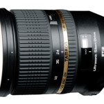 Tamron develops the world's first full-size, high-speed standard zoom