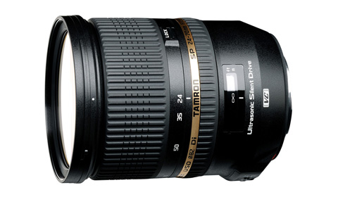 The Tamron 24-70mm F/2.8 Di VC USD