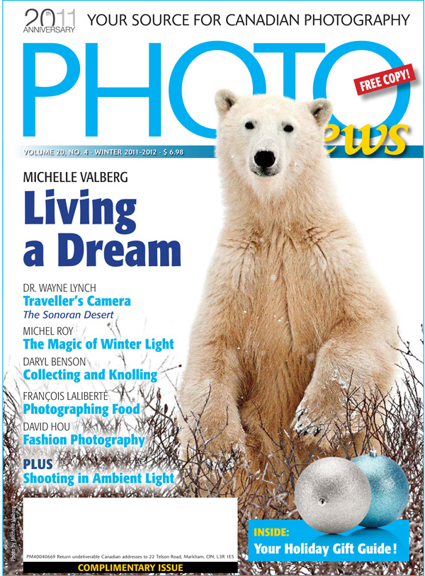 PHOTONews Links – Winter 2011