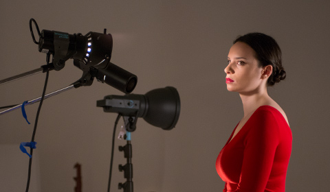 Broncolor Seminar Behind the Scenes
