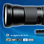 "SP 150-600mm F/5-6.3 Di VC USD (Model A011) awarded ""Best Expert DSLR Lens""."
