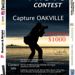 Capture Oakville 2014 Launches with a $1000 Grand Prize