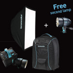 Broncolor Move Outdoor Kit with FREE second lamp