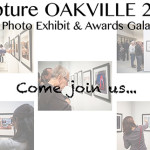 2014 Capture Oakville exhibit opening and awards ceremony