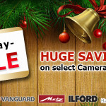 Gift Guide 2014 – Huge Savings on Camera Equipment!