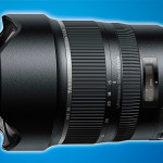 The world's first* full-frame, F/2.8 ultra-wide-angle zoom lens with VC (Vibration Compensation)