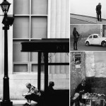PASSAGES street photography exhibit by Maurice Henri featuring Karen Casey