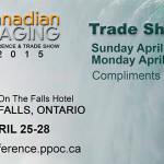 Canadian IMAGING Trade Show 2015 – FREE PASS
