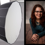 Aurora Lite Bank TERA Parabolic Umbrella / Softbox