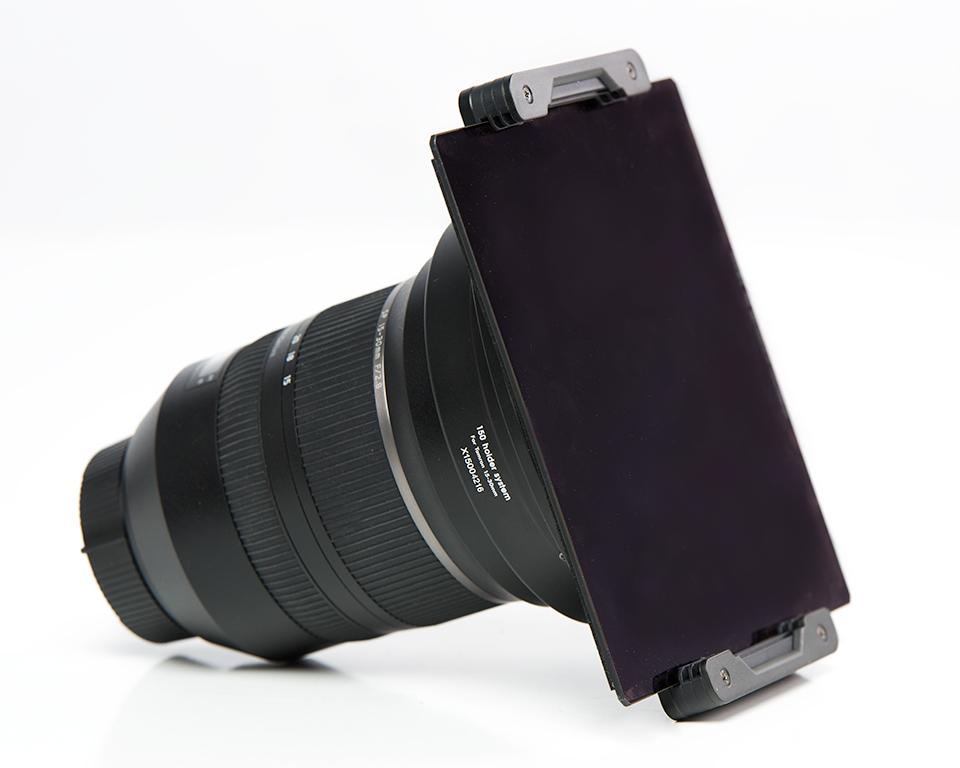 Filter On Lens